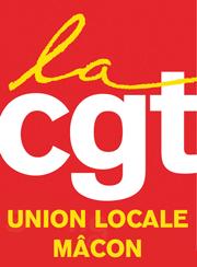 Logo CGT Union Locale Mâcon