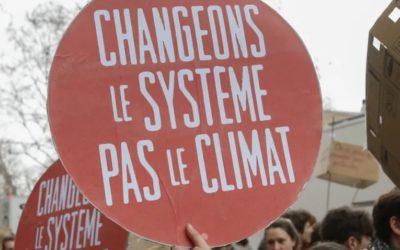 MARCHE POUR LE CLIMAT 14 MARS