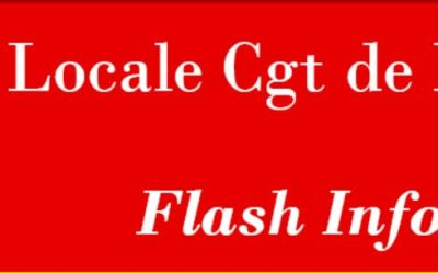 Flash info N°2