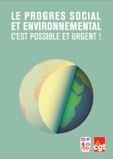 Le progrès social et environnemental : c'est possible et urgent !