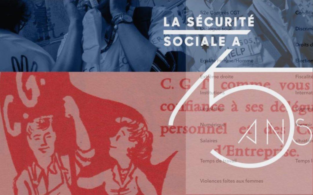75ans de la Sécurité Sociale