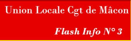 Flash info N°3