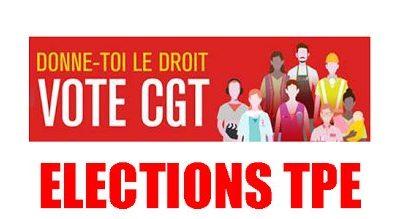 Elections TPE : Pensez à vérifier votre inscription