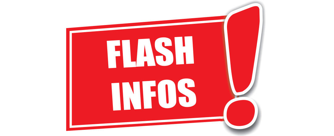 Flash info N°5