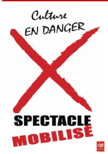 CGT SPECTACLE : se mobiliser pour gagner !