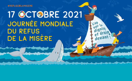 Journée mondiale du refus de la misère : 17 octobre